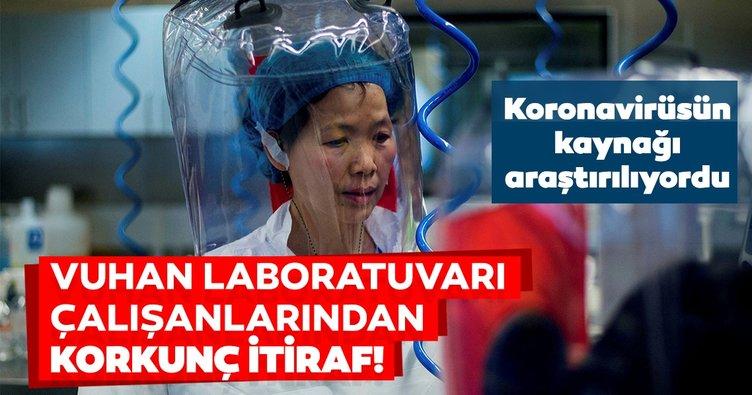 Son dakika haberleri | Coronavirüsün kaynağı araştırılıyordu: Vuhan Laboratuvarı'ndan korkutan itiraf...