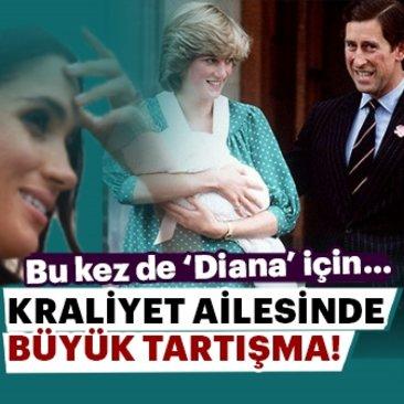'Adı Diana olsun' kampanyası başlatıldı...