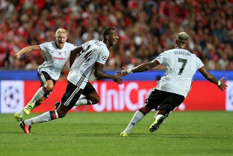 Benfica Besiktas