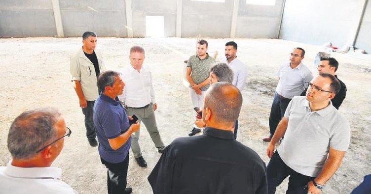 Gaziantep 'spor merkezi' olacak