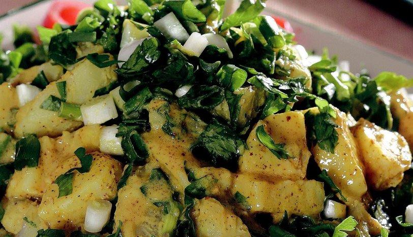 Alman Patates Salatası