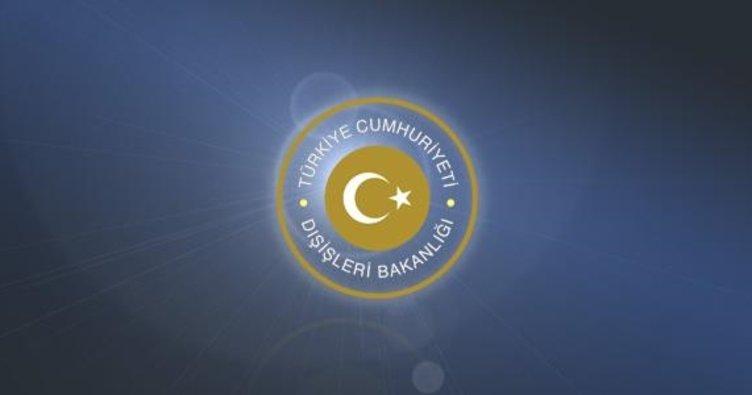 Türkiye'den Somali'deki terör saldırısına tepki