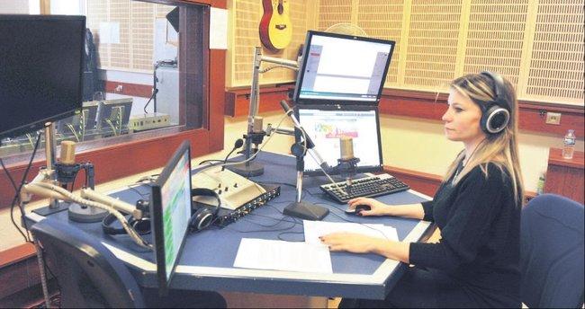 TRT radyolarından dil seçeneği