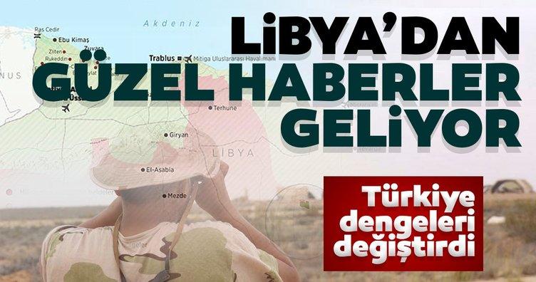 Türkiye, Libya'da dengeleri değiştirdi! Türkiye'den mafyatik ülkelere ders...