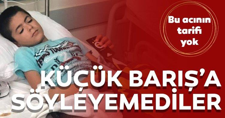 Kendine gelince annesini sordu, Fenerbahçe forması istedi! Ailesinin öldüğünü söyleyemediler