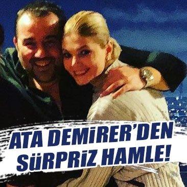 Ata Demirer ve Alara Bozbey evlenme kararı aldı