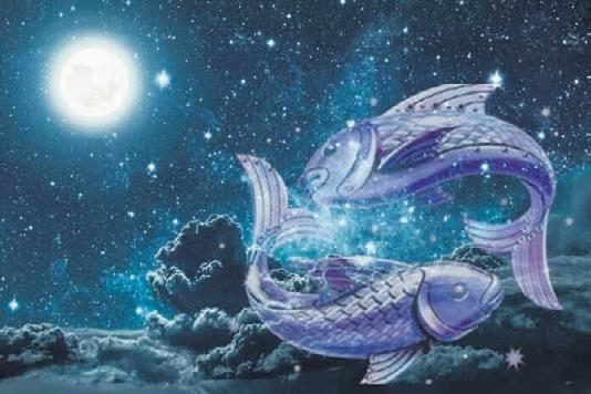 Balık Burcunda Dolunay - ZEYNEP TURAN