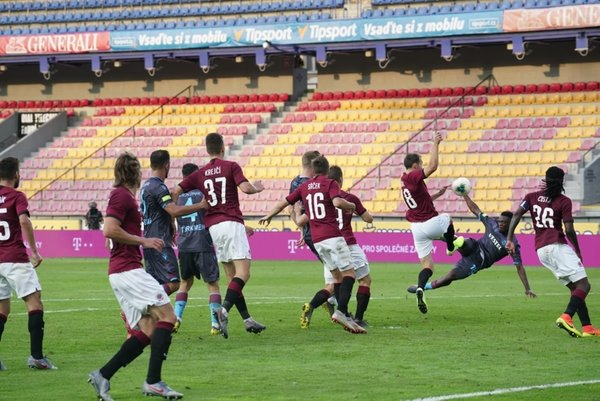 Sparta Prag - Trabzonspor maçında o isim kulüp tarihine geçti