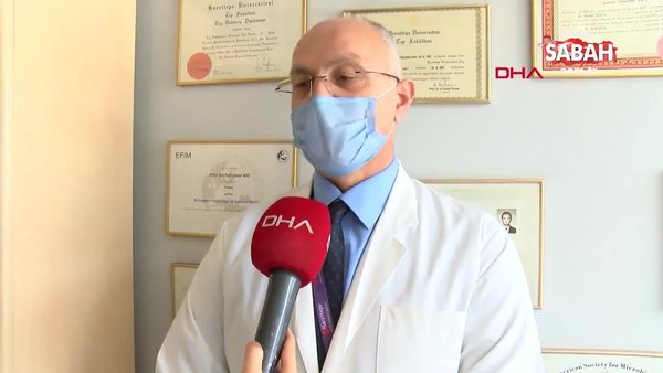 Hacettepe'de, Türk profesörün koronavirüs aşısı eksi 72, Çin aşısı artı 4'te tutuluyor | Video