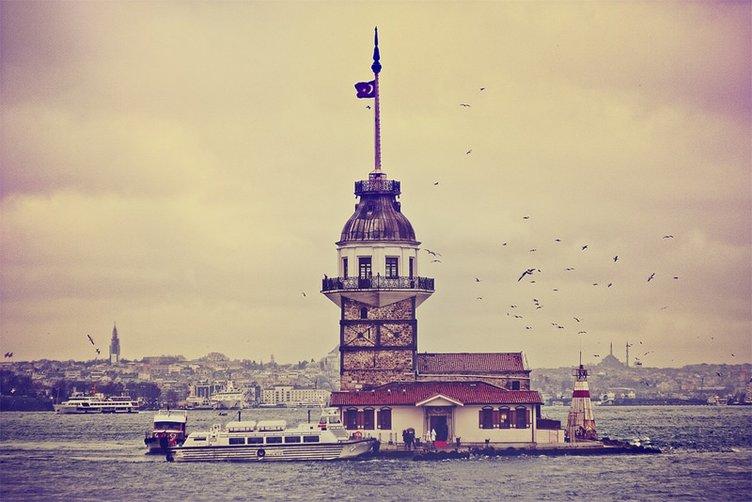 İstanbul'un tarihi gözdeleri