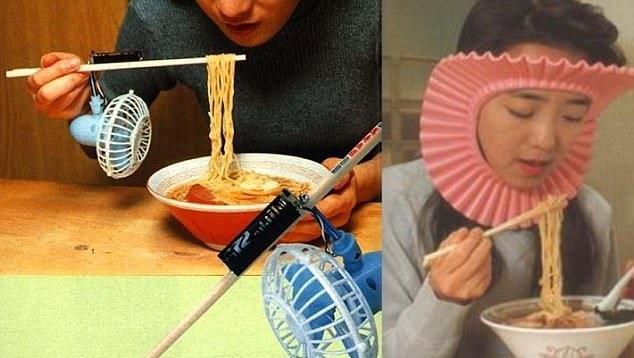 Akıl durgunluğu veren Japon icatları