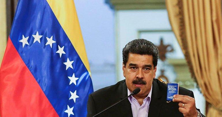 Maduro'dan flaş iddia! Trump mafyaya emir verdi ve...