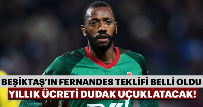 Beşiktaş'tan Manuel Fernandes'e Quaresma tarifesi