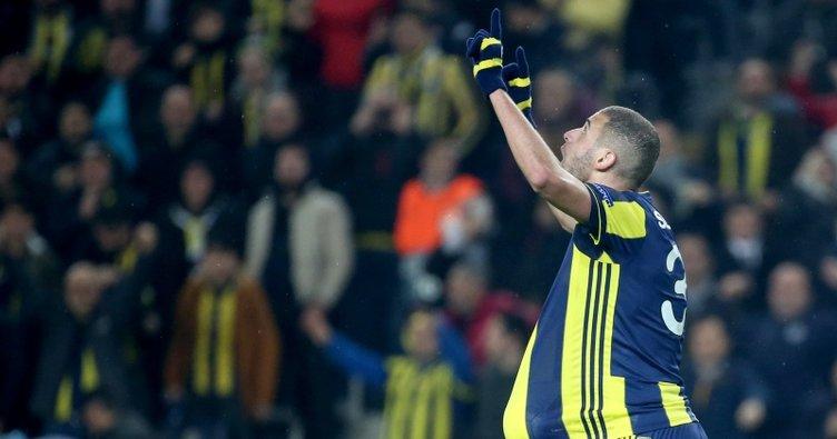 Fenerbahçe avantajı Islam Slimani ile kaptı