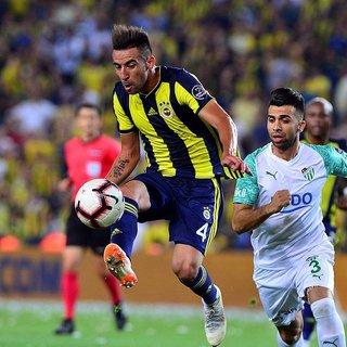 Fenerbahçe'de Isla şoku!