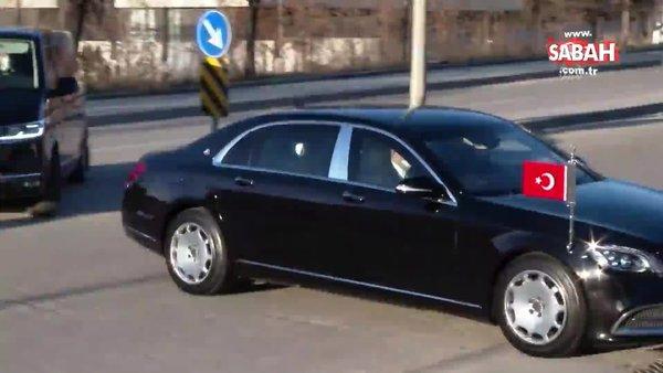 Son dakika: Ankara'da sürpriz görüşme... Başkan Erdoğan'dan Bahçeli'ye ziyaret   Video