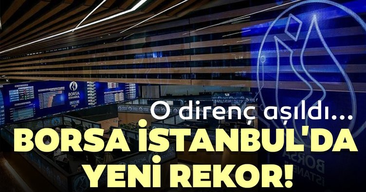 Borsa İstanbul'da yeni rekor! BiST 100 endeksi 108 bin direncini de aştı