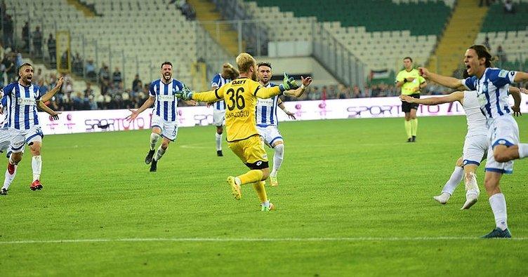 Büyükşehir Belediye Erzurumspor, Spor Toto Süper Lig'de