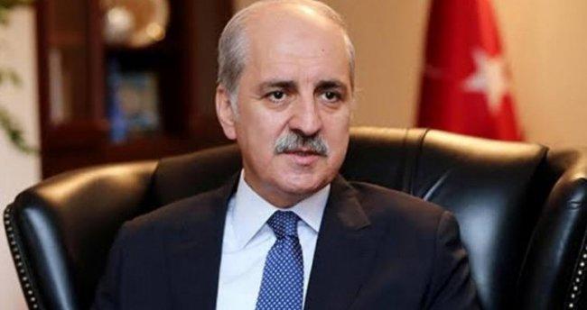 AK Parti Genel Başkanvekili Numan Kurtulmuş'tan önemli açıklamalar! - - Son Dakika Haberler