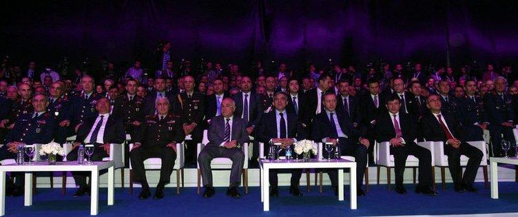 Barış Kartalı orduya katıldı