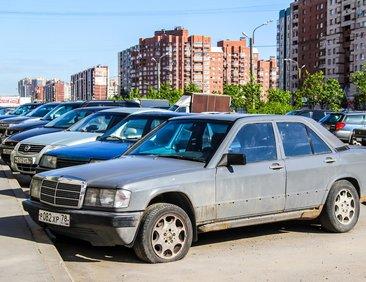 Mercedes araba şaşkına çevirdi! Son halini...
