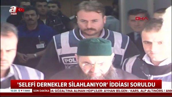 Son dakika haberi... Cübbeli Ahmet Hoca İstanbul Emniyet Müdürlüğü'nde ifade verdi | Video