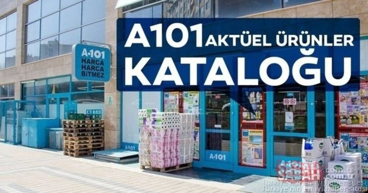 A101 aktüel ürünler kataloğu 19 Kasım 2020: A101 aktüel ürünler kataloğu bu hafta sürpriz indirimleriyle geliyor!