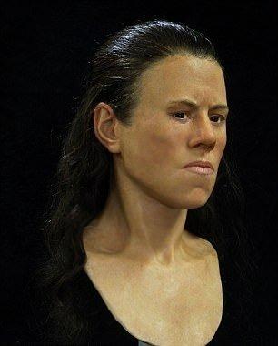 9 bin yıl önce kadınlar nasıl görünüyordu?