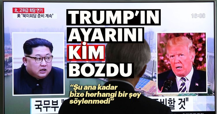 Kim'in umursamaz tavrı, Trump'a dert oldu