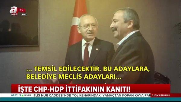 CHP, Millet İttifakı listelerinde aday gösterdiği yüzlerce PKK'lıya sahip çıktı!