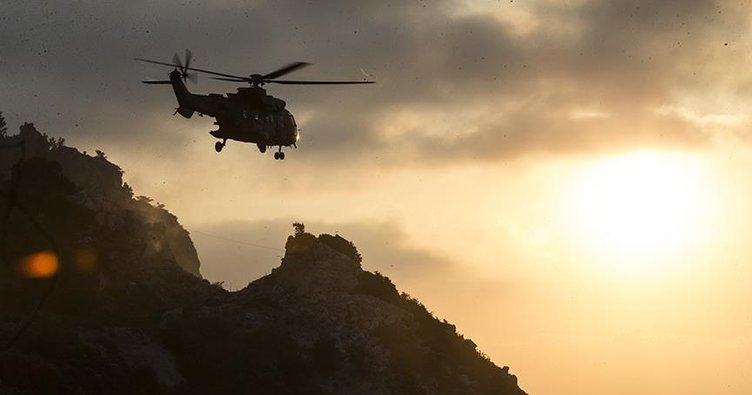 Helikopterlere pasif helikopter engel tanıma sistemi geliyor