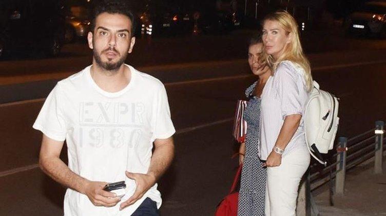 Seda Sayan ile görüntülenen Yunan şarkıcıdan tehdit