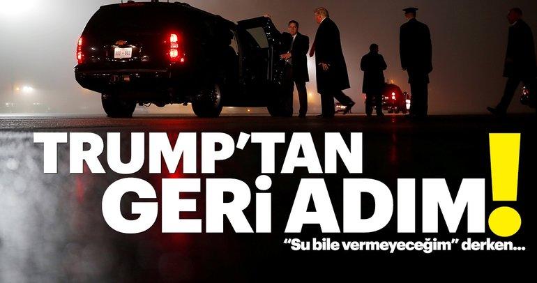 Salih Tuna: Trump geri adım attı çünkü...