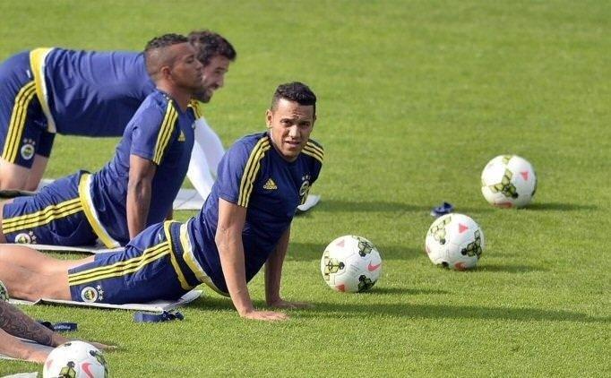 Fenerbahçe'ye Josef de Souza piyangosu