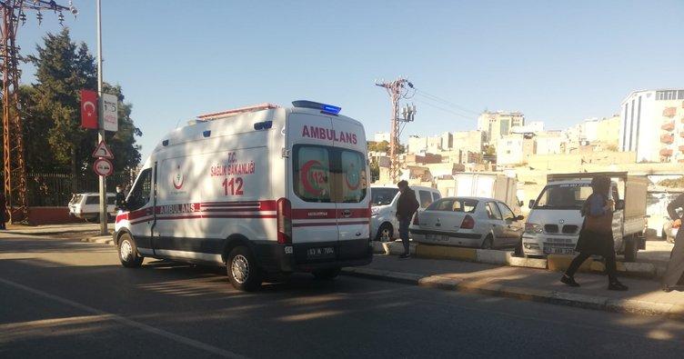 Şanlıurfa'da 18 yaşındaki genç bıçaklandı