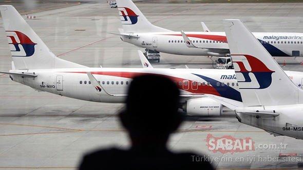 Kayıp Malezya Uçağı bulundu mu? Uçak hakkındaki flaş iddia