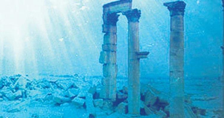 Atlantis mi bulundu?
