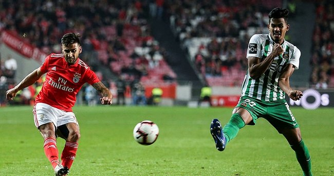 Salvio, 2022ye kadar Benficada 90