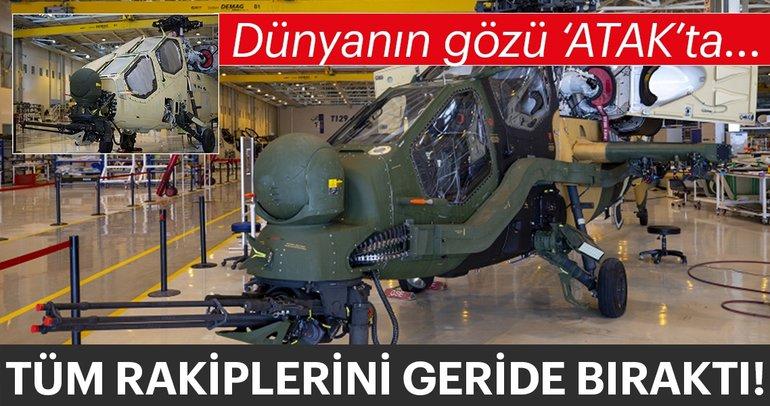 Atak, Türkiye'yi dünyanın vitrinine çıkardı