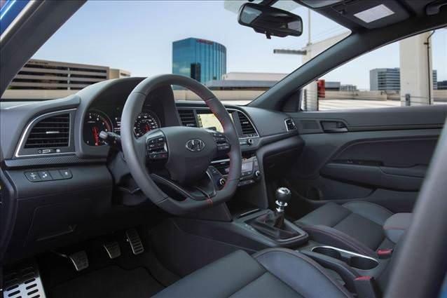 Hyundai Elantra'ya performans dokunuşu