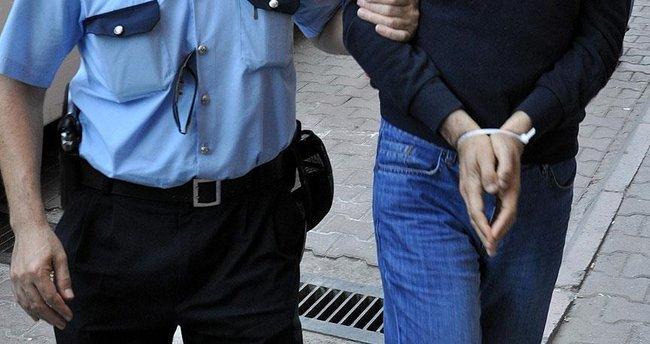 Antalya'da yakalanan DEAŞ'lı teröristler adliyede