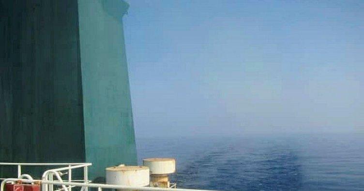İran tankere saldırıyı Suudi Arabistan'ın yaptığı iddialarını yalanladı