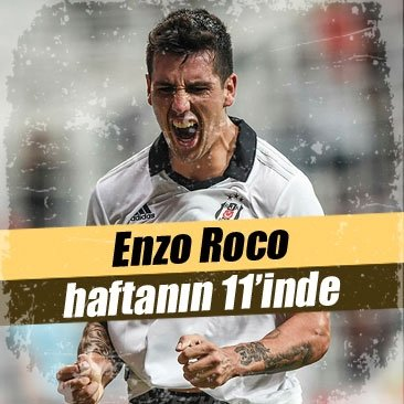 Roco, Avrupa Ligi'nde haftanın 11'inde