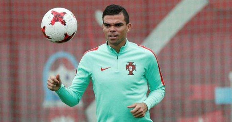 Pepe'nin numarası 5
