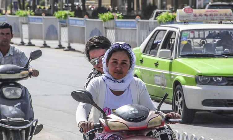 Kaşgar'dan insan manzaraları