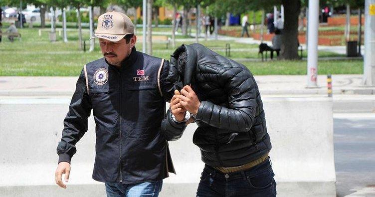 Sosyal medyada terör örgütü propagandası yapan asker tutuklandı