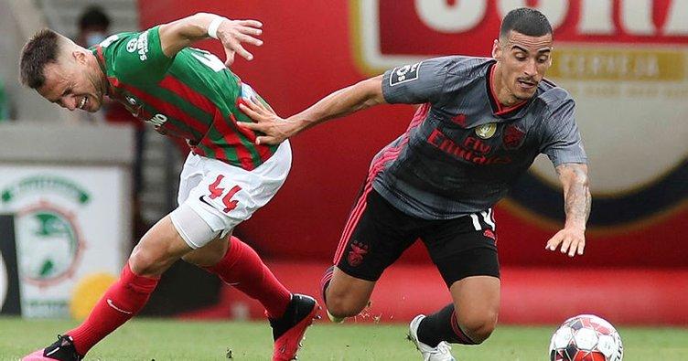 Benfica ağır yaralı!