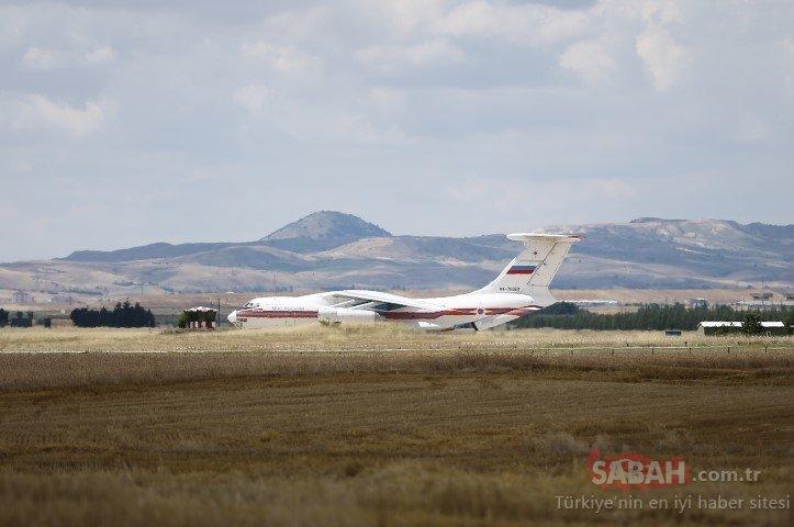 Rus ajansı açıkladı! S-400'lere ait 120'den fazla füze böyle gelecek!  İşte S-400'ler hakkında merak edilenler...
