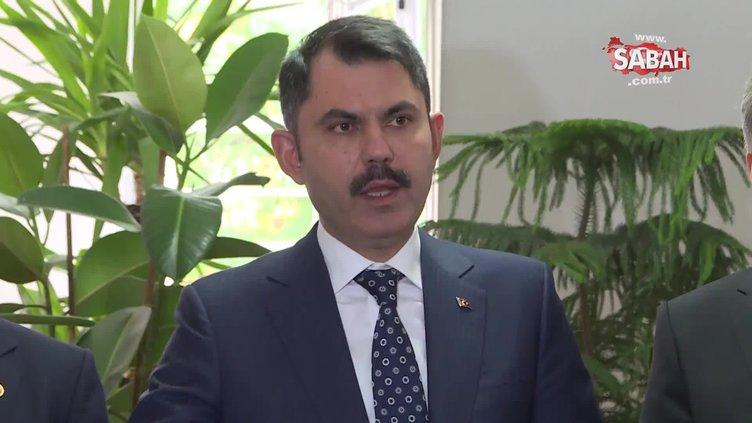 Çevre ve Şehircilik Bakanı Kurum: İmar denetçi sayısını 2 bin 100'e çıkarıyoruz