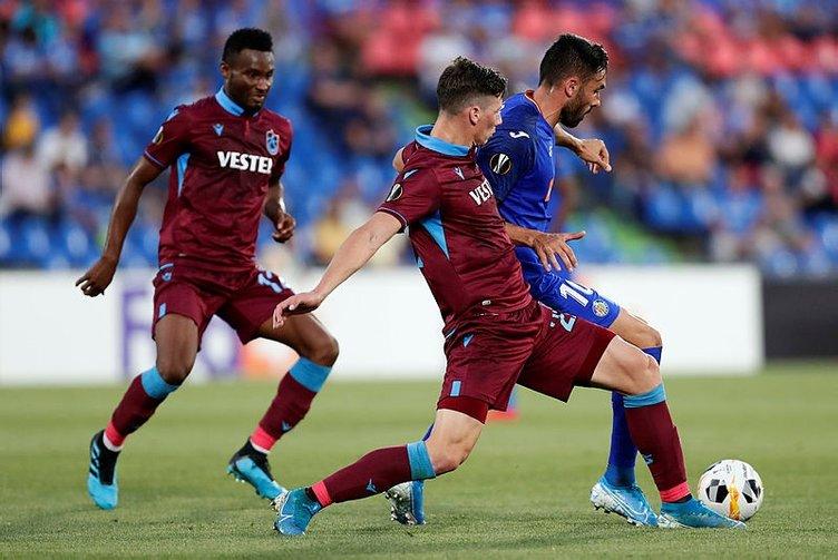 Bülent Timurlenk Getafe - Trabzonspor maçını değerlendirdi